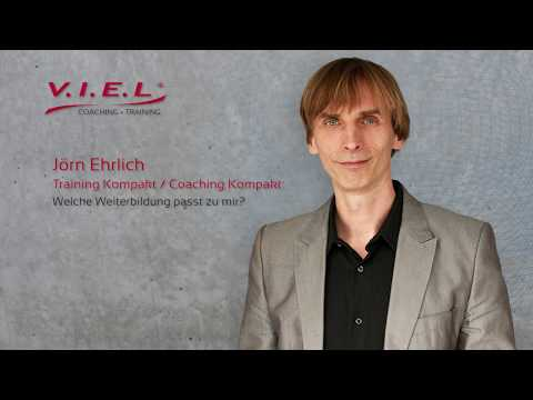Training Kompakt oder Coaching Kompakt: Welche Weiterbildung passt zu mir?