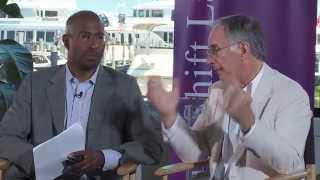 CSL Hamptons 2015: Van Jones Interviews Clive Gillinson of Carnegie Hall
