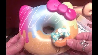 OMG NEW XXL HELLO KITTY DONUTS ARE HERE!!!