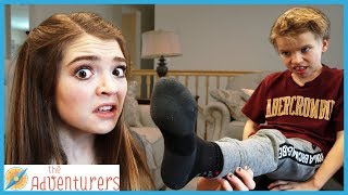 Fun Family Game Night With A Twist (Dare Edition)! / That YouTub3 Family   The Adventurers