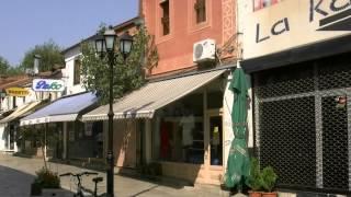 アキーラさん散策⑩旧ユーゴスラビア・マケドニア・スコピエ・オールドバジャールOld-Bazaar,Skopje,Macedonia
