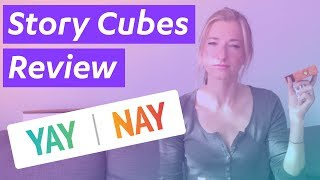 Story Cubes: Why I won't use them on my lessons - Review #1