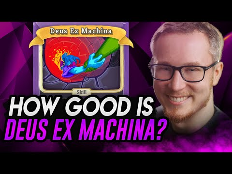 HOW GOOD IS DEUS EX MACHINA? | SpireChats #72 | Slay the Spire