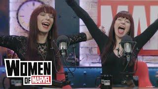 The Soska Sisters Reveal Black Widow Villains in New Series | Women of Marvel