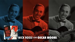 Nick Rossi on Oscar Moore