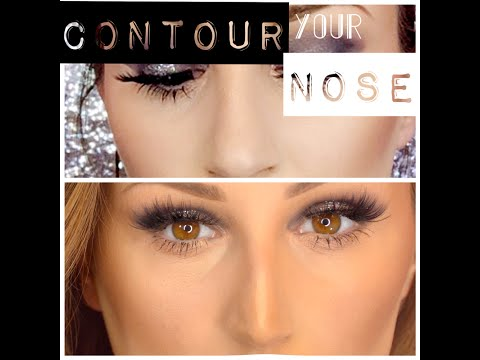 HOW TO CONTOUR YOUR NOSE
