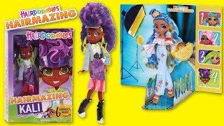 Hairdorables Hairmazing Fashion Dolls Surprise Present Opnening