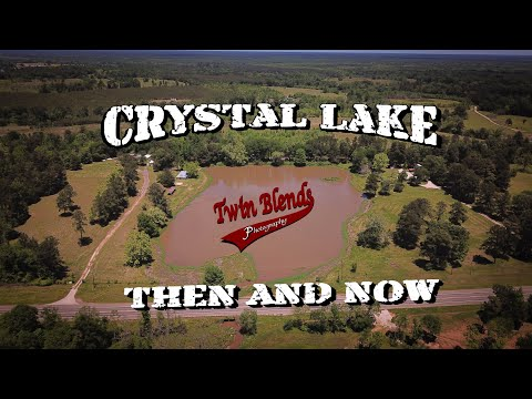 Crystal Lake Then and Now