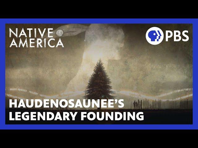 Video Pronunciation of Haudenosaunee in English
