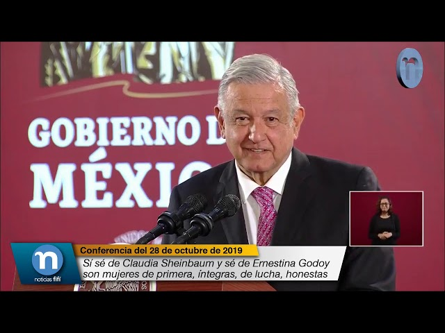 Προφορά βίντεο Claudia Sheinbaum στο Ισπανικά