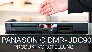 Panasonic DMR-UBC90 - Thomas Electronic Online Shop - DMRUBC90 - DMR-UBC90EGK
