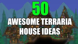 Top 10 Houses In Terraria - The Best Houses In Terraria! [Terraria Best Terraria House Design Html on terraria home design, best runescape house design, best tiny house design, best minecraft house design, terraria tree house design, cool terraria castle design, terraria npc house design,