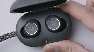 B&O PLAY Bang & Olufsen Beoplay E8 WIRELESS IN-EAR Kopfhörer - Unboxing