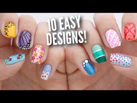 mp4 Design Nail Art Simple, download Design Nail Art Simple video klip Design Nail Art Simple