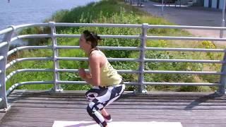 Squat Jumps- Spring In To Action