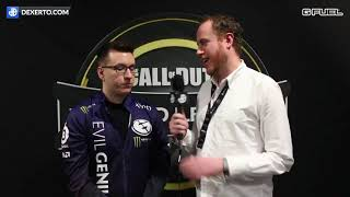 Aches REACTS To Winning CWL Champs 2018