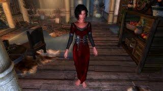skyrim dress mod: Броня викингов VKArmors3 0 part 3