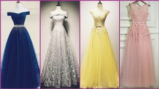 Most Beautiful Gorgeous And Elegant Embellished Long Maxi /Prom Dress /Evening Gown Design