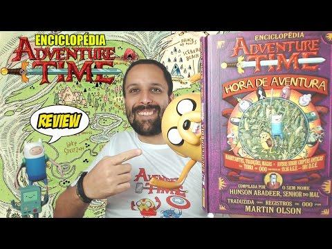 Enciclopédia Hora de Aventura [review]