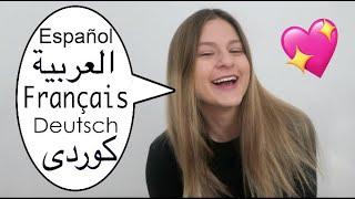 Speaking 10 Languages