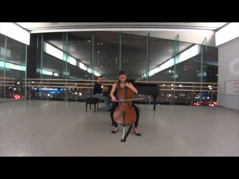 Elgar Cello Concerto 1st movement 2017