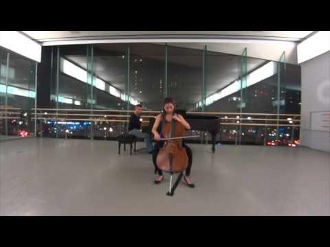 Elgar Cello Concerto 1st movement 2017