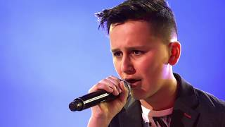 Abu - 'My Heart Will Go On' | Sing-off | The Voice Kids | VTM