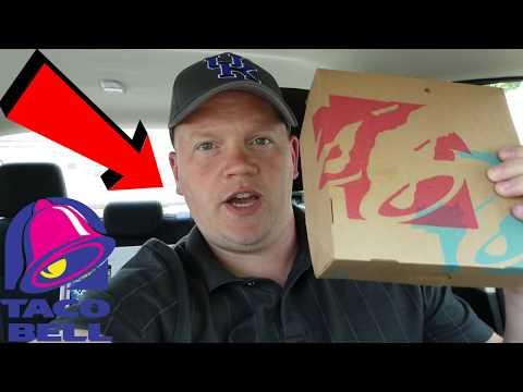 Taco Bell $5 Steak Nacho Box (Reed Reviews)