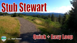 Quick and Easy loop at LL Stub Stewart
