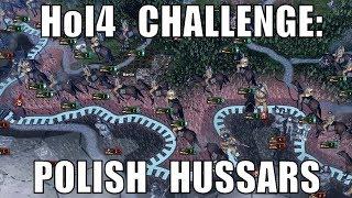 Hearts of Iron 4 Challenge: Polish Hussars