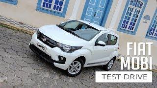 Test Drive - Fiat Mobi