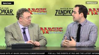 2015 Magic World Championship Battle for Zendikar Preview: Guardian of Tazeem