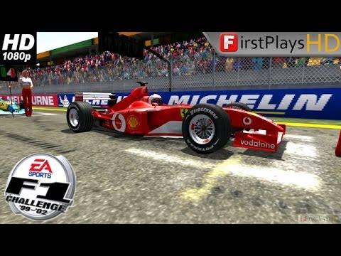 Gameplay de F1 Challenge 99-02