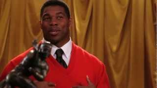 """Vote for """"My Heisman"""" - Herschel Walker"""