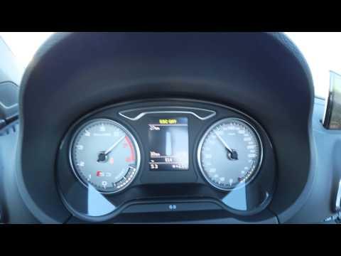 2015 Audi S3 Cabriolet acceleration 0-100 km/h 0-60 mph - Autogefühl