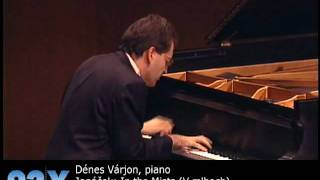 Dénes Várjon, piano - Janáček: In the Mists (V mlhach)