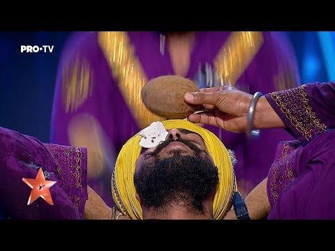 Grupul Nishan E Khalsa Gatka Group din India, spectacol șocant la Românii au talent