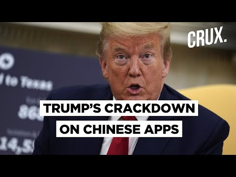 Trump Signs Executive Order Against TikTok And WeChat