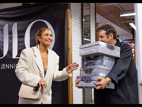 Jennifer Lopez - The Met Gala 2021 - @DSW Designer Shoe Warehouse