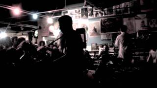 Anthony Green - Big Mistake - live at Siren Records