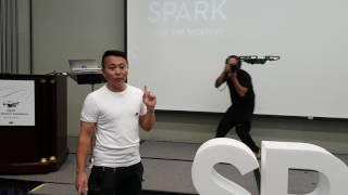 【電腦王阿達】 DJI Spark 手勢模式說明