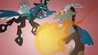 MLP FiM: Daughter of Discord-Episode 8 (The Final Battle)