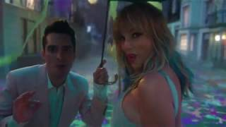 Taylor Swift-ME! (feat Brendon Urie of Panic! At The Disco!) music video reversed