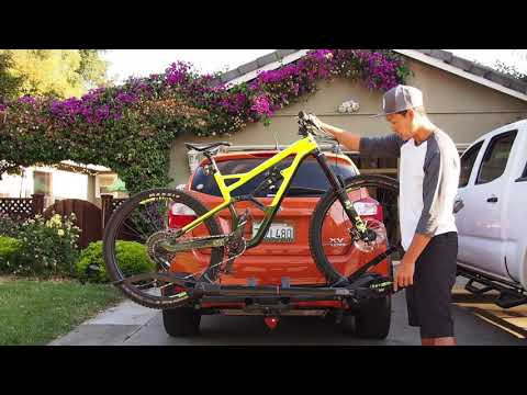 Yakima Dr. Tray bike rack review