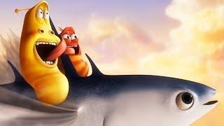 LARVA - FLYING FISH | Cartoon Movie | Cartoons For Children | Larva Cartoon | LARVA Official