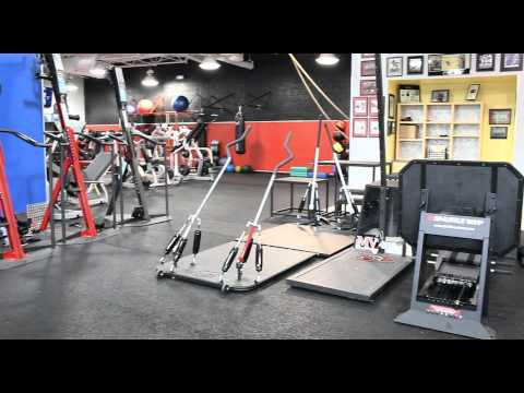 The Institute of Human Performance Tour - YouTube