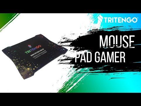 Mouse Pad Gamer em Neoprene Personalizado para Brindes Corporativos