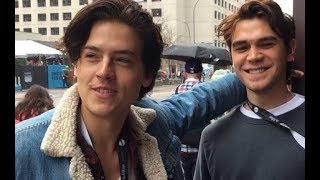Riverdale Cast - Funny Moments (Best 2017★)