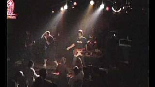 Slapshot Live@Fernverkehr Am 11.12.08