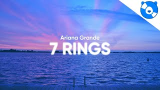 Ariana Grande   7 Rings (Clean   Lyrics)